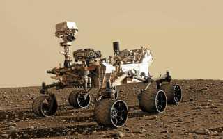 История развития марсоходов: Curiosity и не только