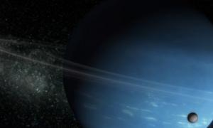 Возникновение колец Урана и сколько у него спутников