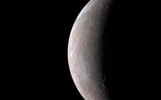 Расстояние от Меркурия до Солнца и соседних планет