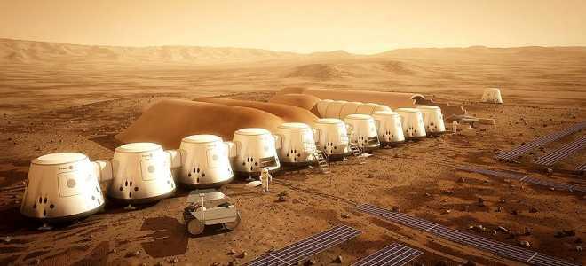 Пилотируемый полет на Марс: ожидание и реальность