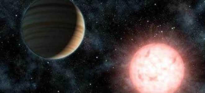 Чем отличается звезда от планеты