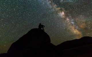 Наблюдения метеоров любителями астрономии