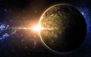Кто и когда открыл планету Меркурий, история Меркурия