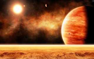 Атмосфера Марса, ее особенности, структура и химический состав