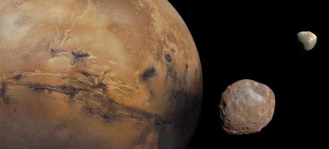 Тайны Красной планеты: интересные факты о Марсе