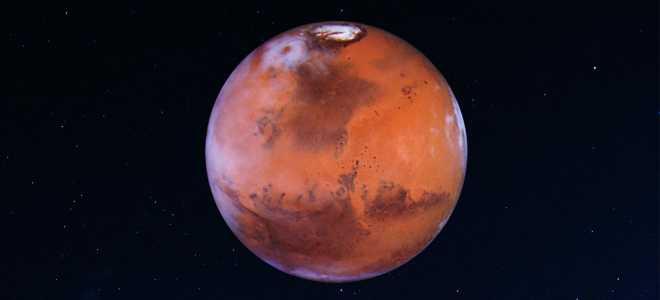 Исследователи ищут признаки жизни на снимках НАСА с Марса