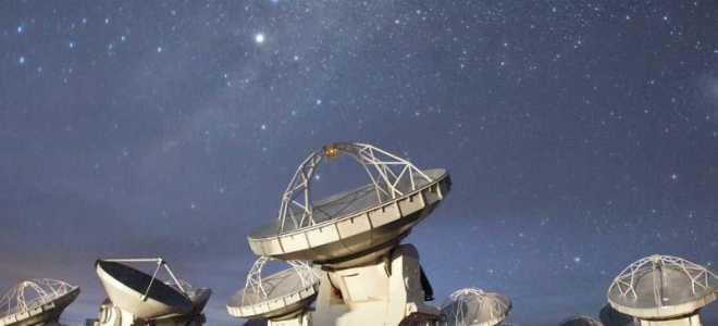 Радиоастрономия — возможности и перспективы