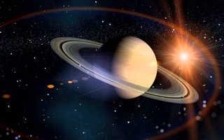 Сатурн — «Властелин колец» космического мира