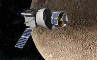 Полеты космических аппаратов на планету Меркурий