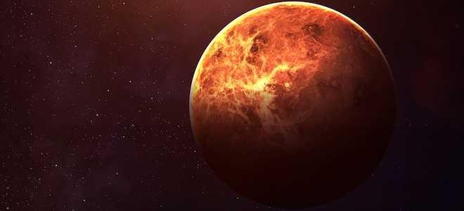 Обороты Венеры вокруг Солнца и вокруг своей оси: время на планете
