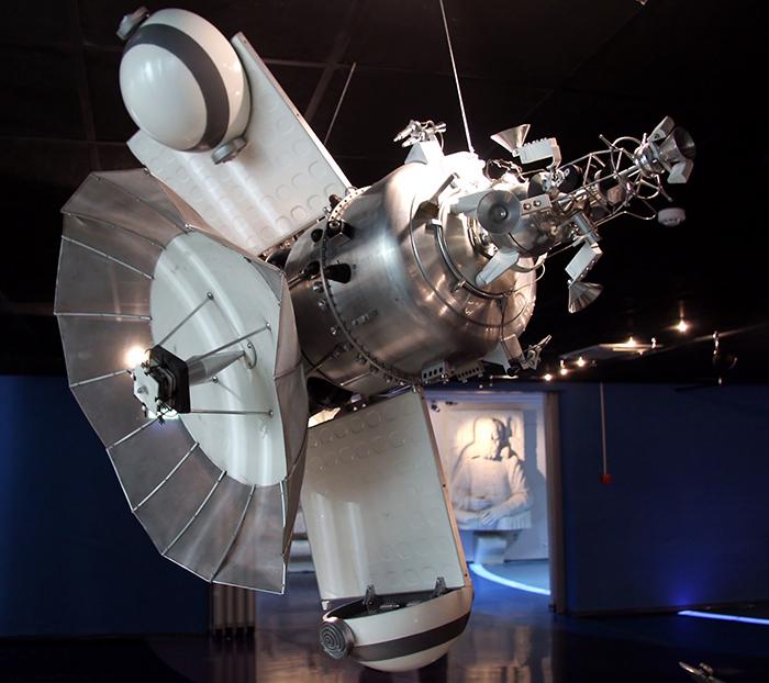 «Марс-1» - автоматическая межпланетная станция