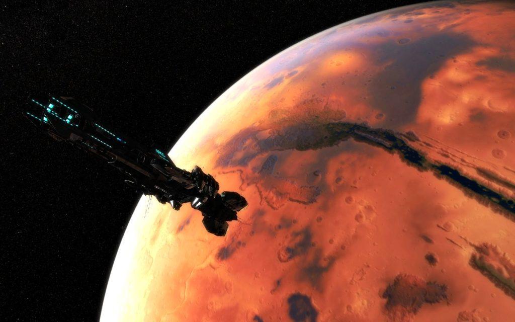 Сколько лететь до Марса