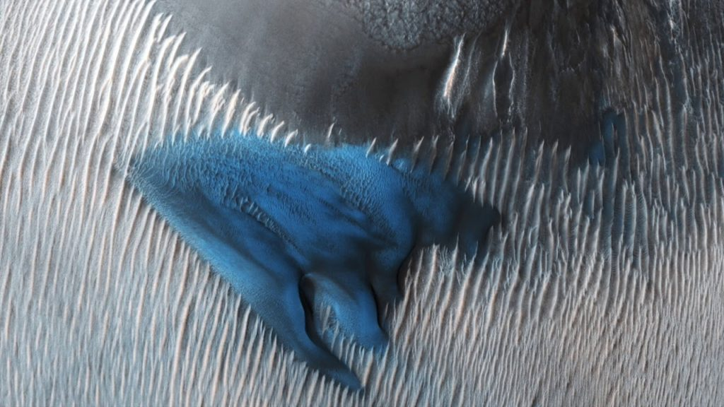 Дюна Марса