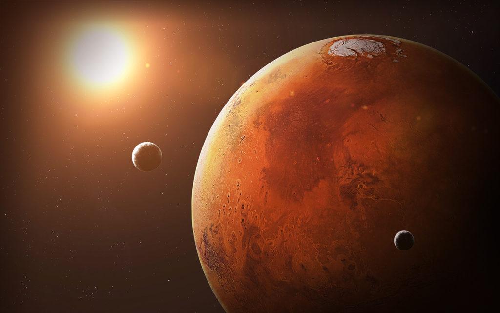 Время на Марсе