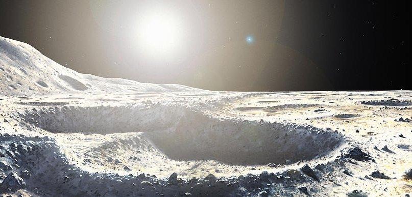 Есть ли жизнь на Меркурии