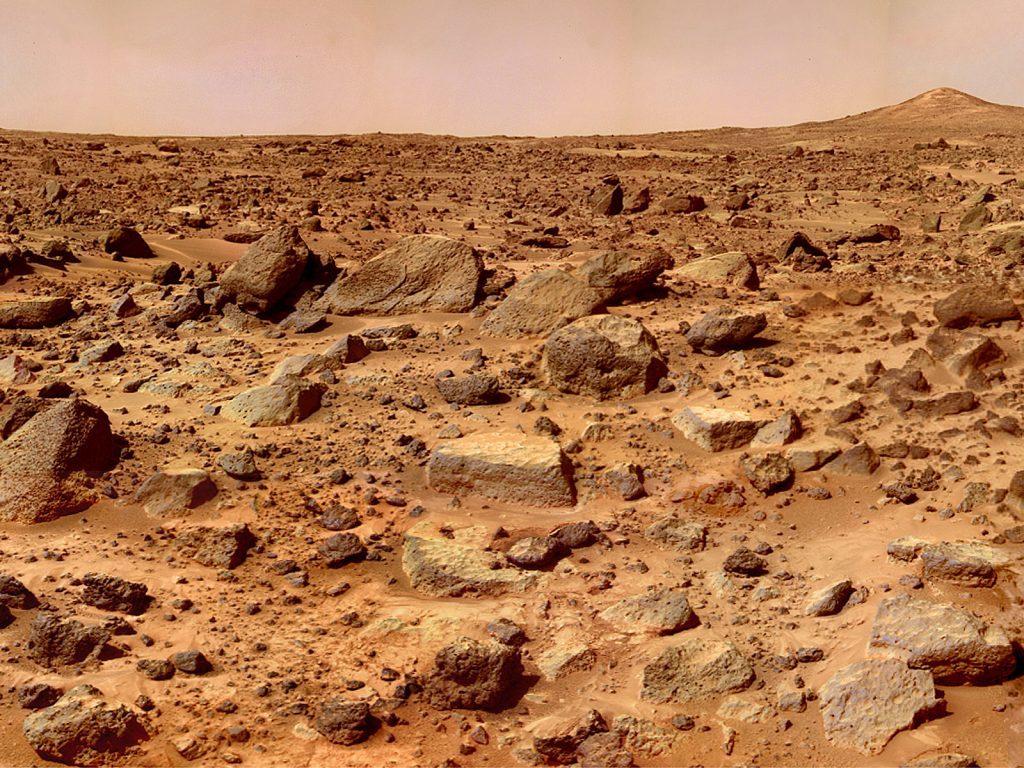 Марсианские метеориты