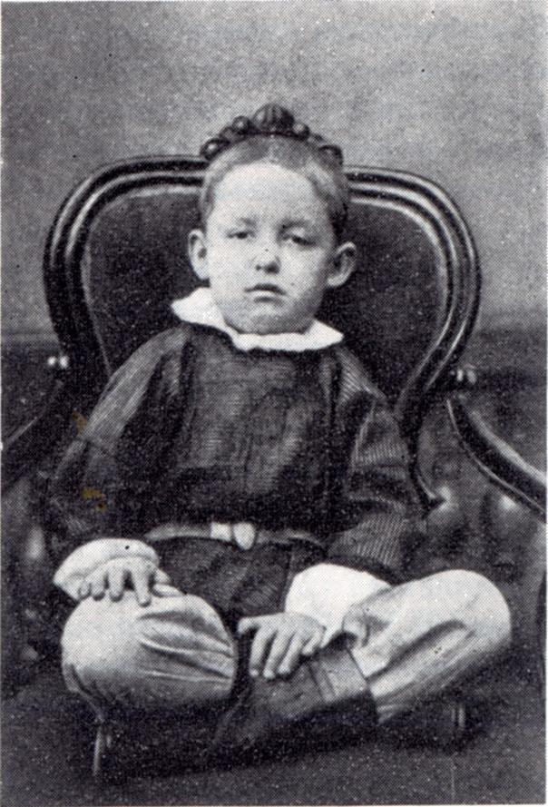 Циолковский Константин в детстве
