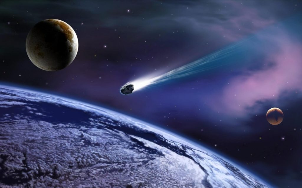 Космическая угроза