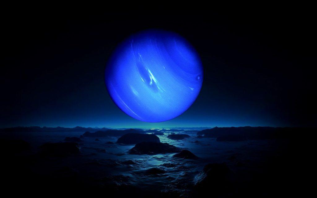 Интересные факты о Нептуне