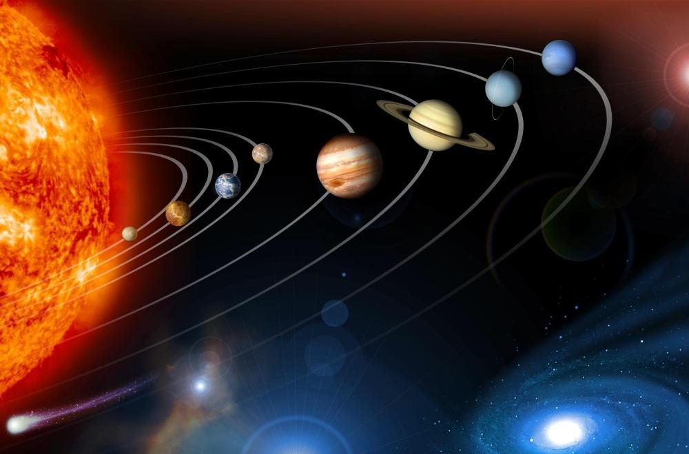 Нептун - дальний рубеж солнечной системы