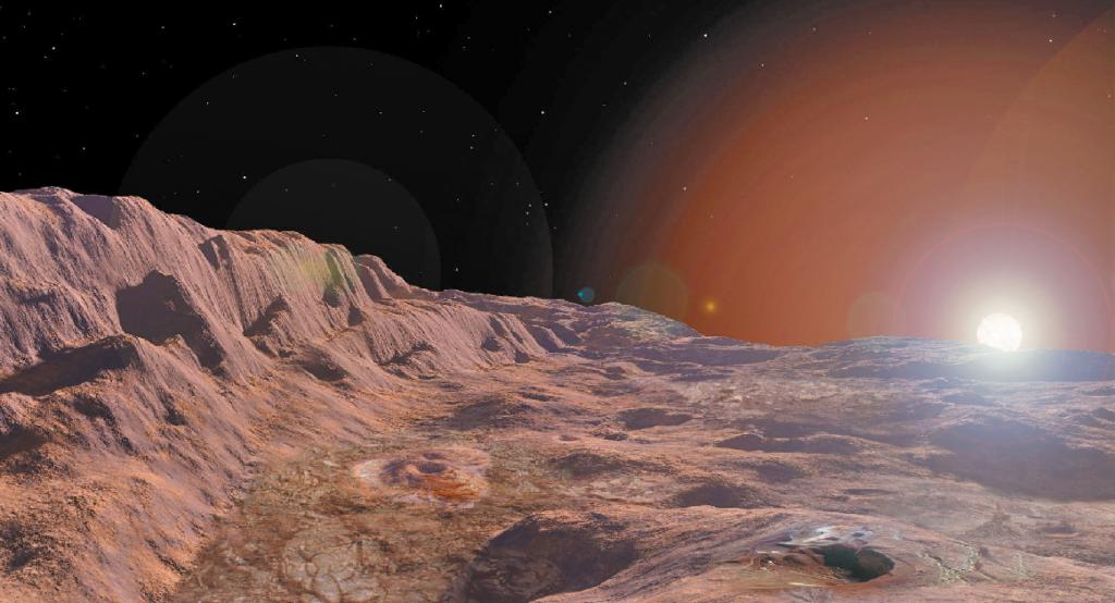 Погода на Меркурии