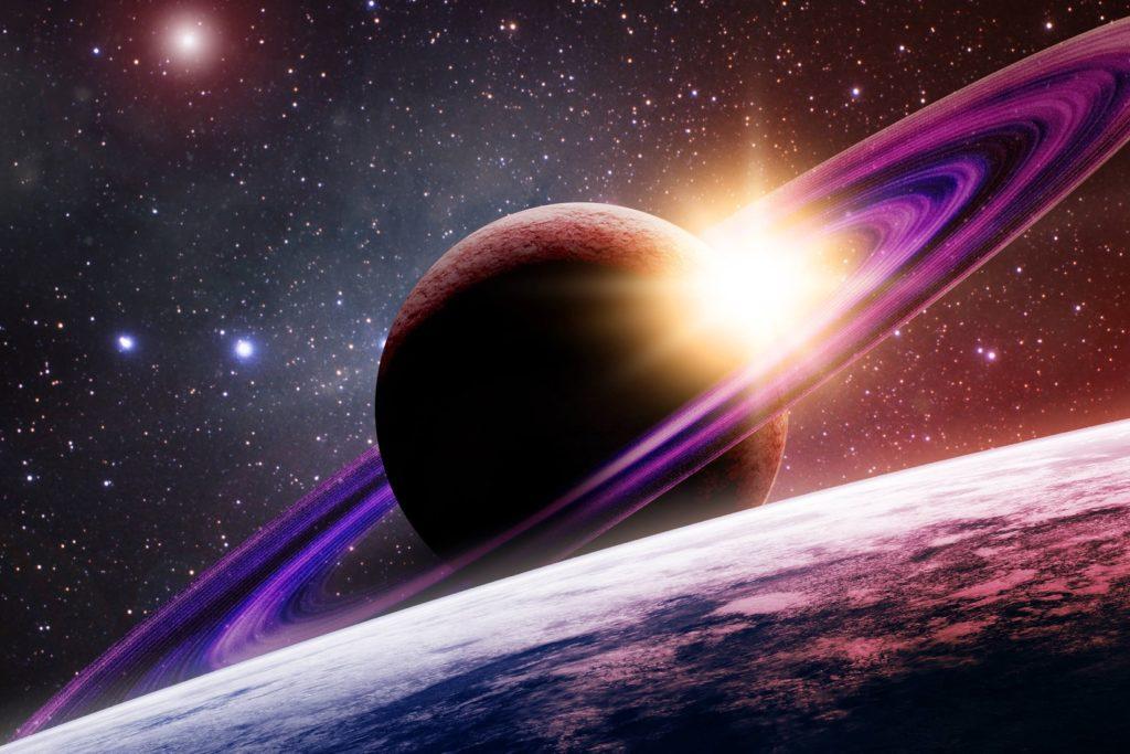 Сатурн - интересные факты
