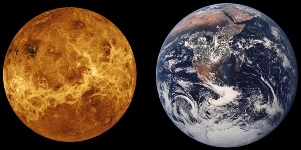 Тип планеты венера